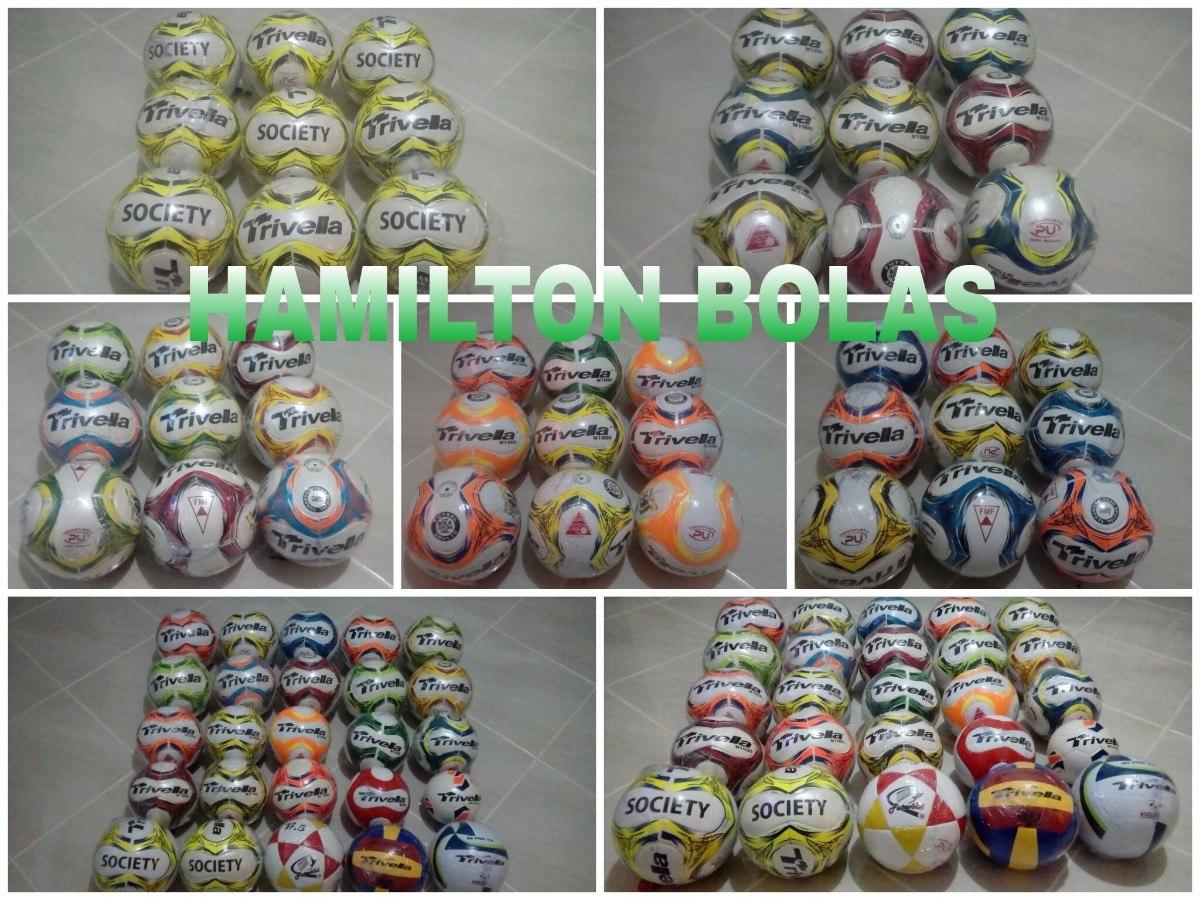 kit 2 bolas de futsal 100% pu trivella oficial - bola doze. Carregando zoom. 91f9c42f24711