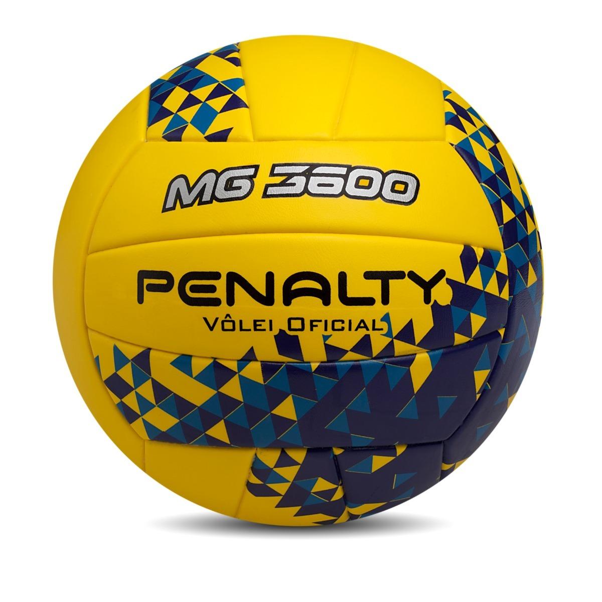 ee45637e9b kit 2 bolas vôlei penalty mg 3600 oficial 8318. Carregando zoom.