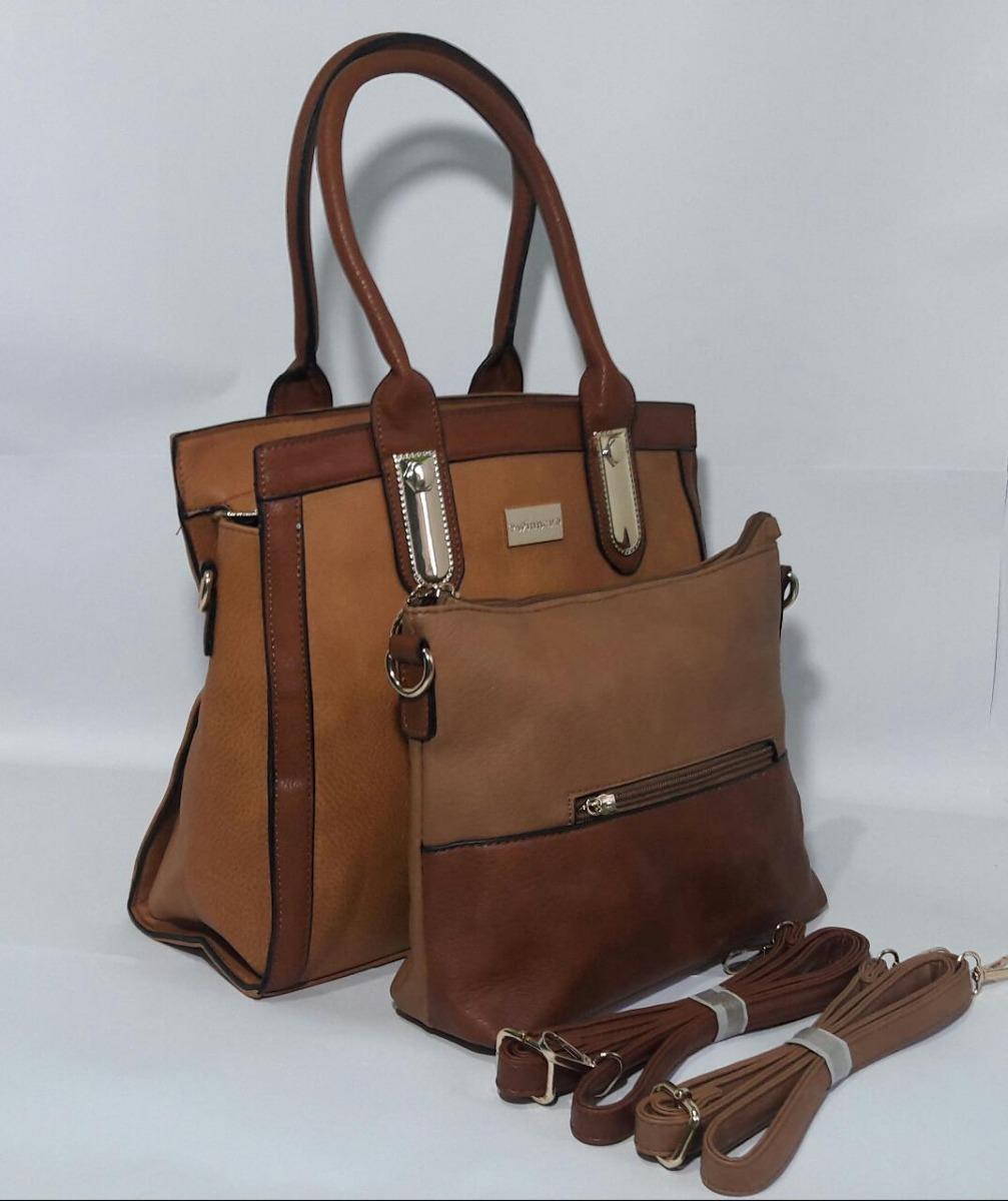 758301f4e kit 2 bolsas feminina caramelo modelo novo / pronta entrega. Carregando  zoom.