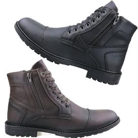 86d7bbba8 Bota Masculina Black Boots no Mercado Livre Brasil