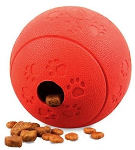 kit 2 brinquedos bola porta petisco e corda pawise