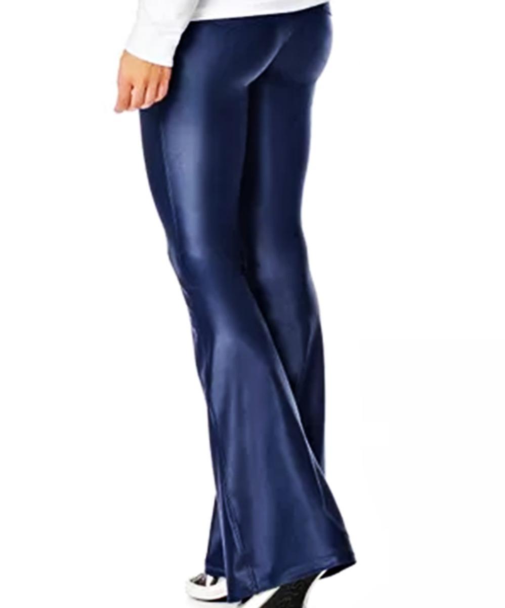 kit 2 calça flare boca de sino bailarina cirre com lycra. Carregando zoom. 843f29f596e7b