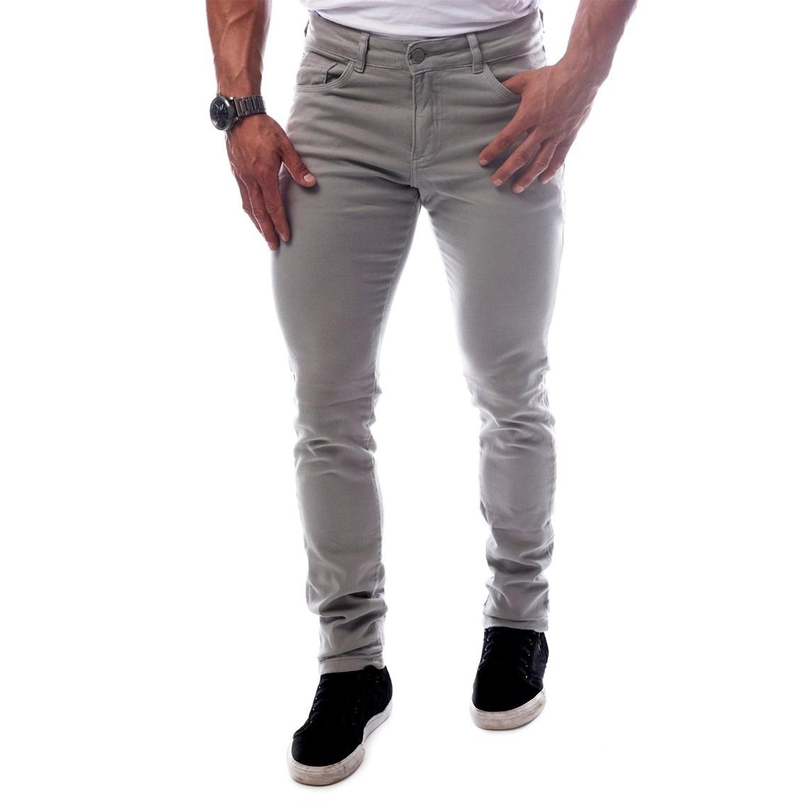 5ac1c6c5c kit 2 calça jeans masculina skinny premium com elastano. Carregando zoom.