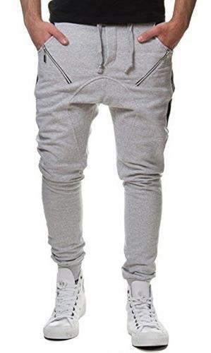 kit 2 calça moletom saruel skinny swag masculina vcstilo v91