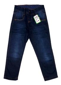 d4756b498a6438 Kit 3 Calças Jeans Juvenil Infantil Masculina Menino Atacado