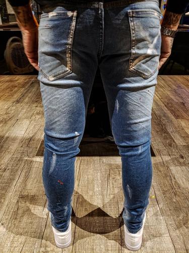 kit 2 calças jeans masculinas premium frete grátis+desconto