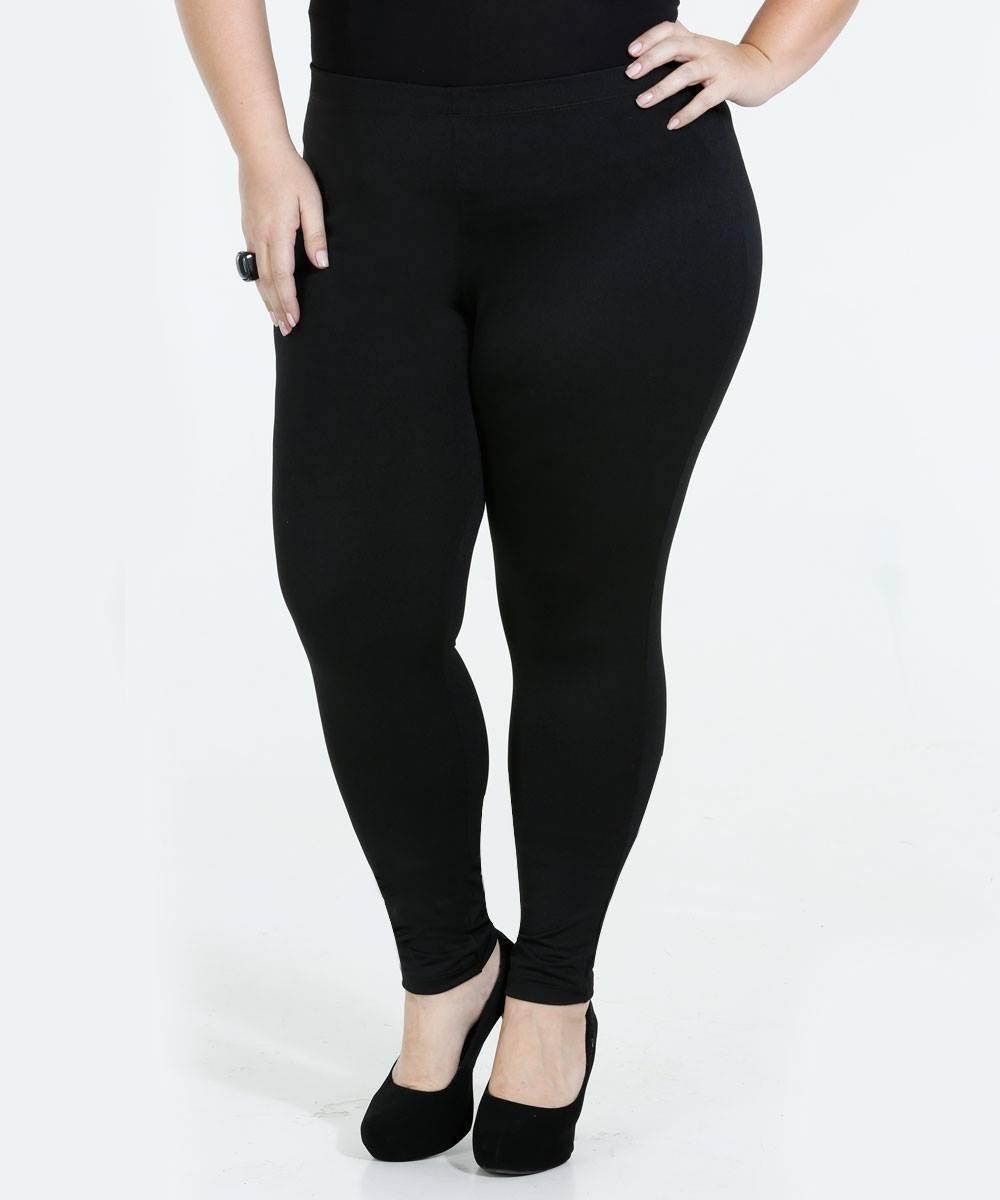 15f310c03 kit 2 calças legging plus size suplex cintura alta 48 a 56. Carregando zoom.