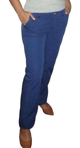 kit 2 calças tradicional true emotion marinho 38 ao 42