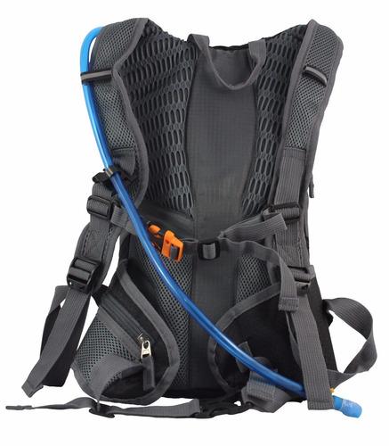 kit 2  camelbak mochila de hidratação 2 ltérmico apito trava