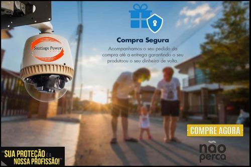 kit 2 cameras hdcvi 720p infra dvr 04 canais intelbras hdcvi