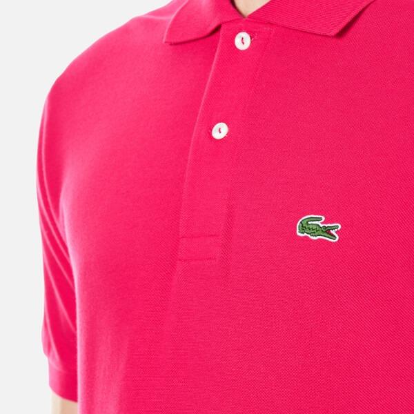 Kit 2 Camisa Lacoste Listrada 100 Original Promocao Hugobos R