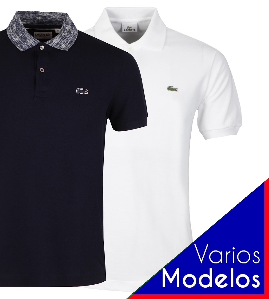 Kit camisa polo lacoste original peruana masculina hugobos carregando zoom  jpg 900x1000 Lacoste original camisa polo 08fd710fbc