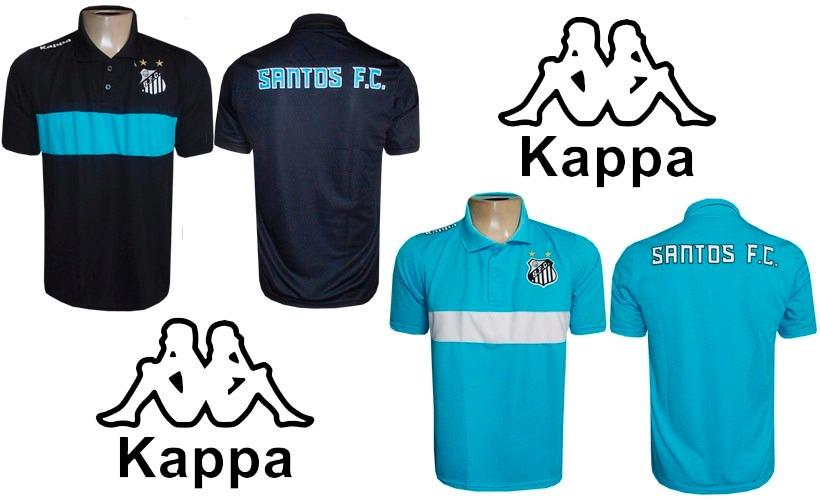 b991eec0a268b kit 2 camisa polo santos kappa 2016 viagem. Carregando zoom.
