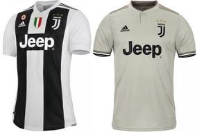 8cf44e35e Camisa Cinza Juventus - De Times Internacionais de Futebol no Mercado Livre  Brasil
