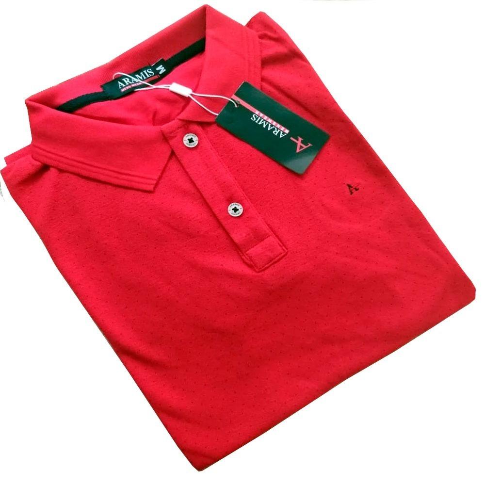 09da06ae35 kit 2 camisas pólo aramis com bolinhas frete grátis. Carregando zoom.