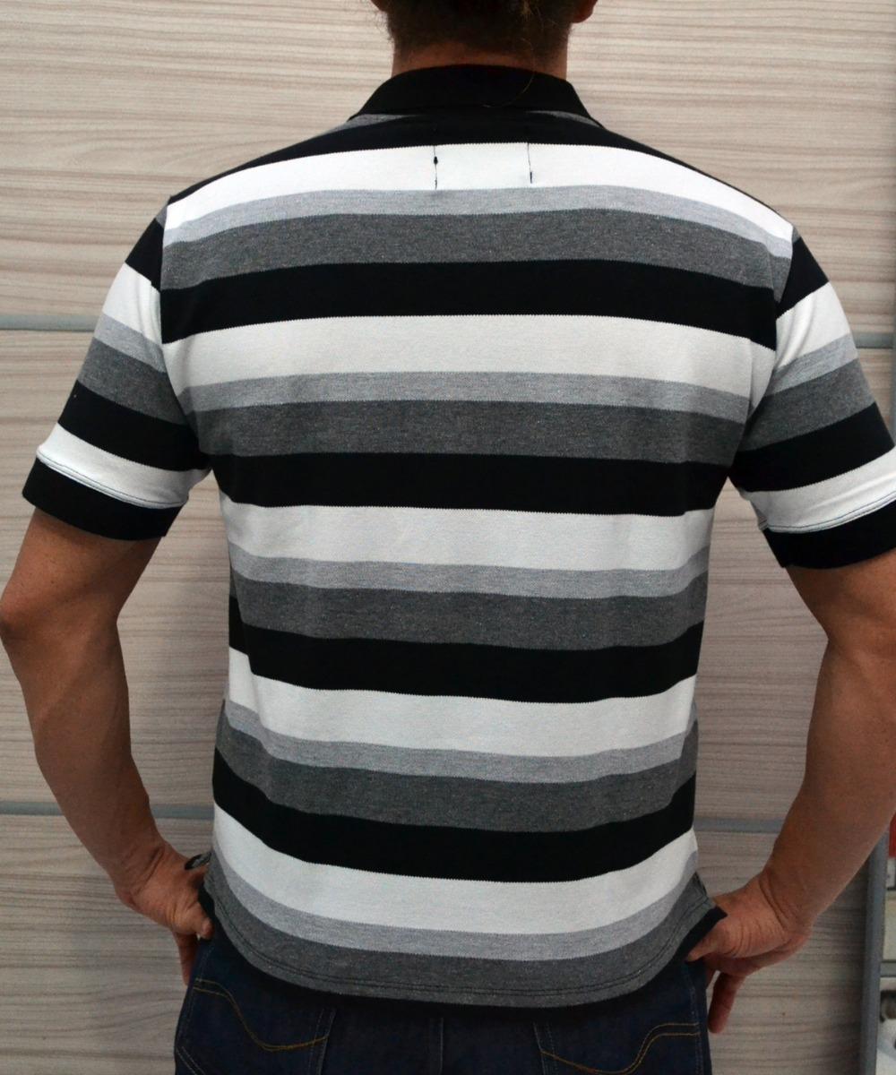 kit 2 camisas pólo masculina algodão e elastano - órion moda. Carregando  zoom. 5752cb58cb8c2