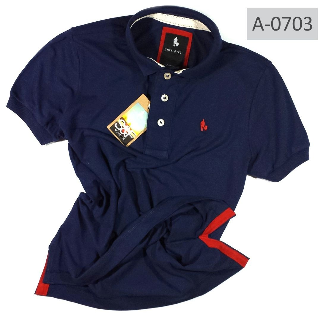 Kit 2 Camisas Polo Masculina S f Original Qualid. Importada - R  299 . cb6c8328a4fc8