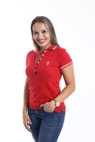 kit 2 camisas polo tal mãe tal filho vermelho paixão