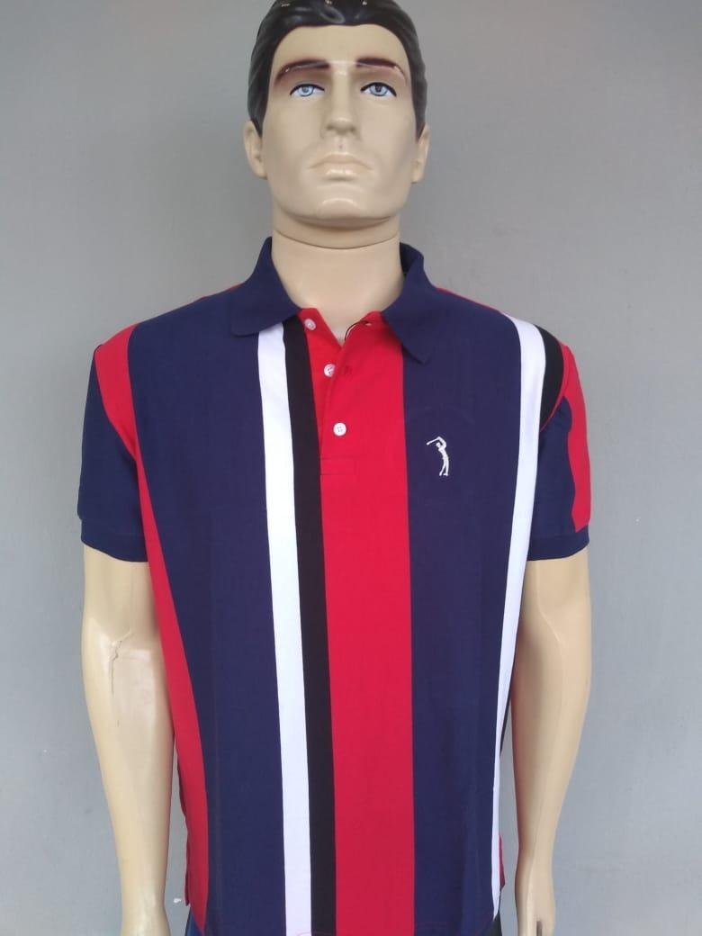 c3b83f143f343 kit 2 camisas pólos mod. aleatory. Carregando zoom.