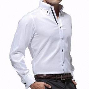 085cddcb6b Camisas Sociais De Algodao Egipcio - Calçados