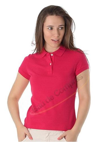kit 2 camiseta camisa feminina masculina polo baby look