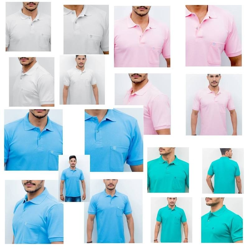 d91cba9c280d1 kit 2 camisetas camisas polo marca sudotex camisa original. Carregando zoom.