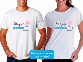 4bf713d65e Fras Cha Bebe - Camisetas e Blusas no Mercado Livre Brasil