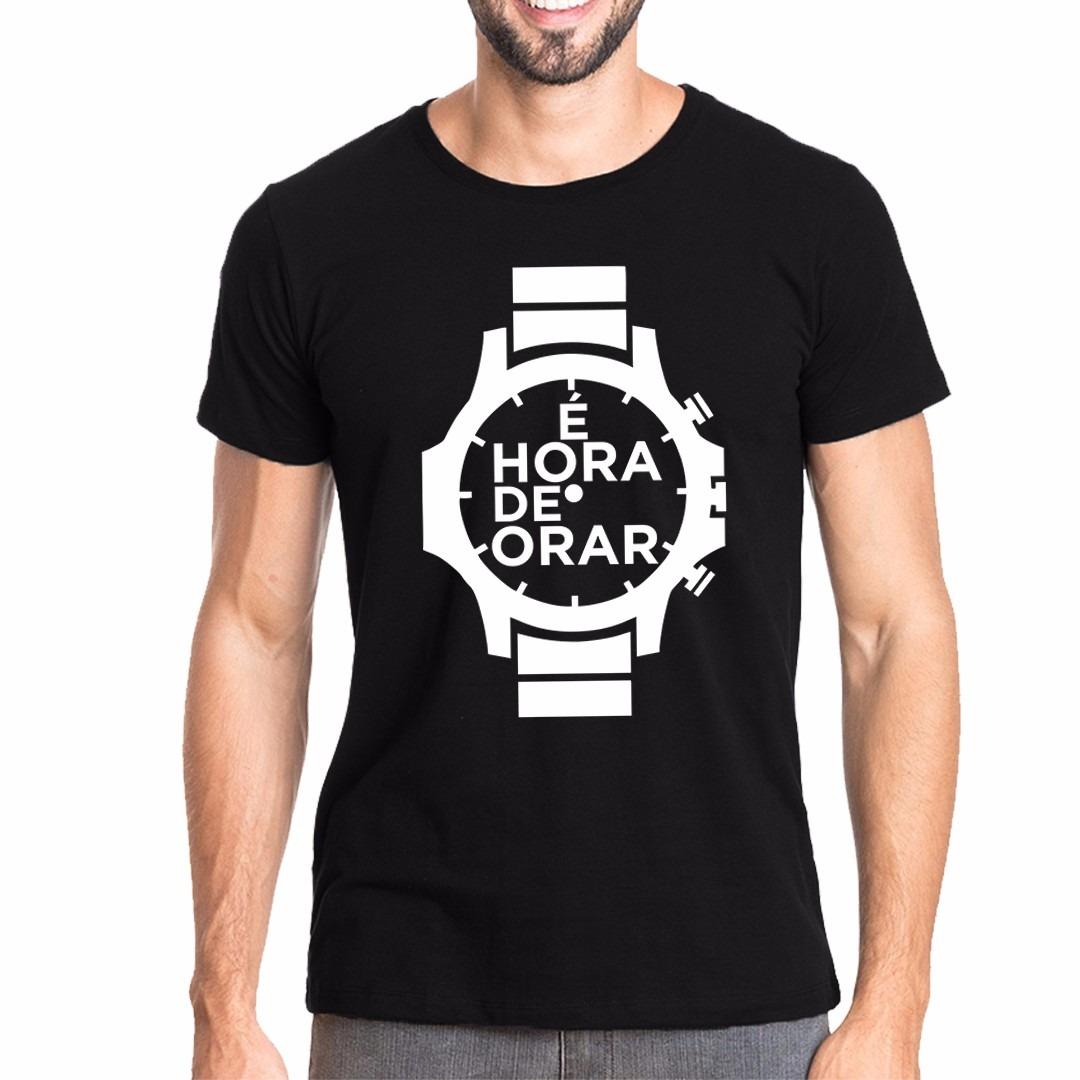 kit 2 camisetas gospel evangélica cristã masculina criativa. Carregando  zoom. afc291c00ab10