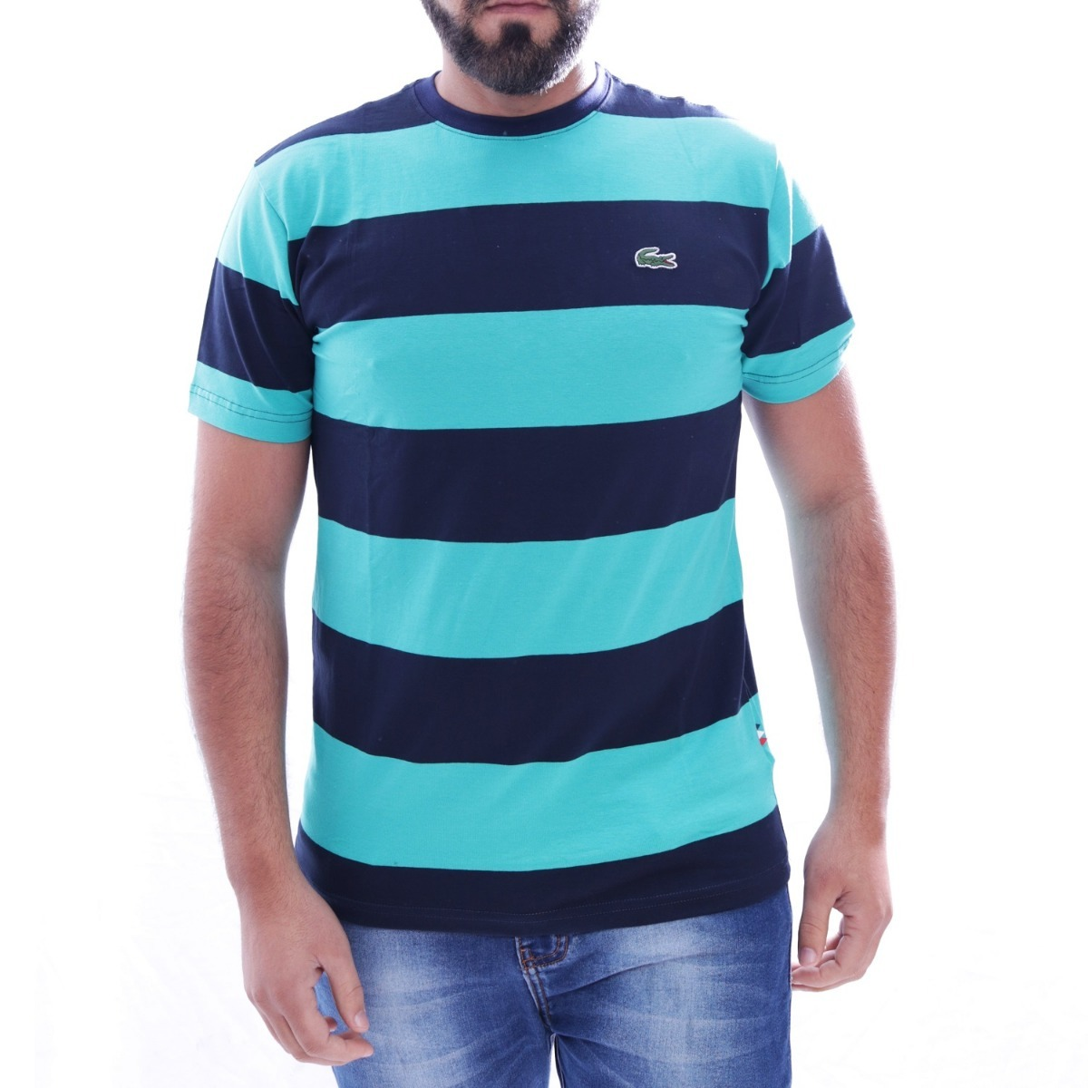 kit 2 camisetas lacoste + 1 polo tommy hilfiger. Carregando zoom. 828190e61375d