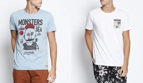 fdd2e8036 Camiseta Colcci Marcas Revenda - Calçados, Roupas e Bolsas no ...