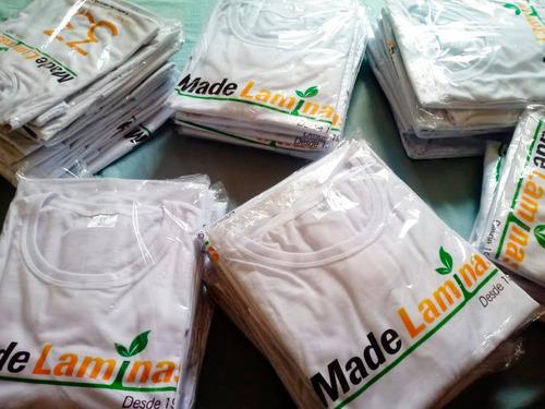 kit 2 camisetas personalizada frente e verso com sua estampa