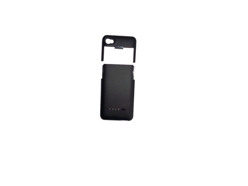 kit 2 capa case carregador bateria externa iphone 5 5c se 5s