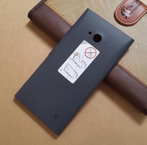 kit 2 capinha tampa traseira celular nokia lumia 730 n730