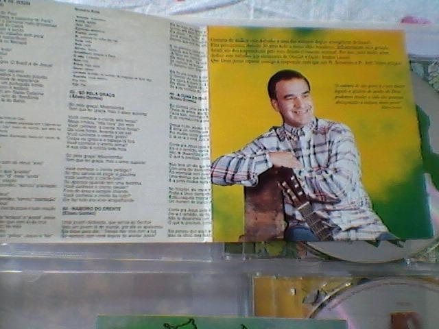 cd gospel louvor rural
