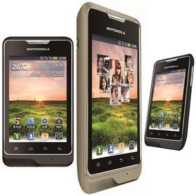 Kit 2 Celulares Motorola Xt390 Motosmart 2 Chips  Android 3g