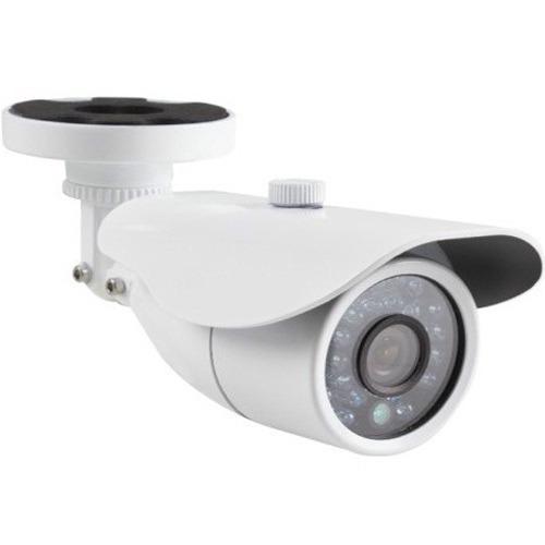 kit 2 câmeras monitoramento + dvr 4 canais + hd + acessórios