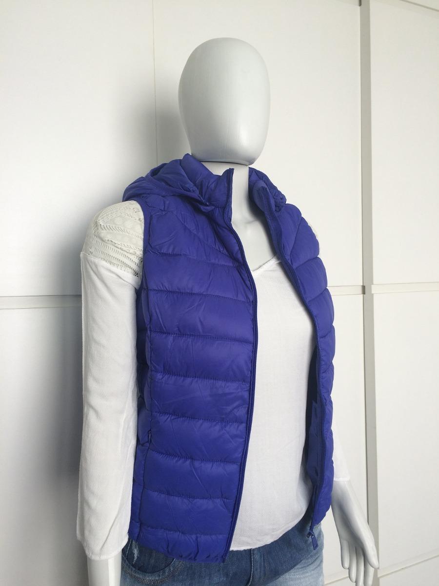 Kit 2 Colete Feminino Nylon Esportivo Touca Removível - R  196 943d955b0c577