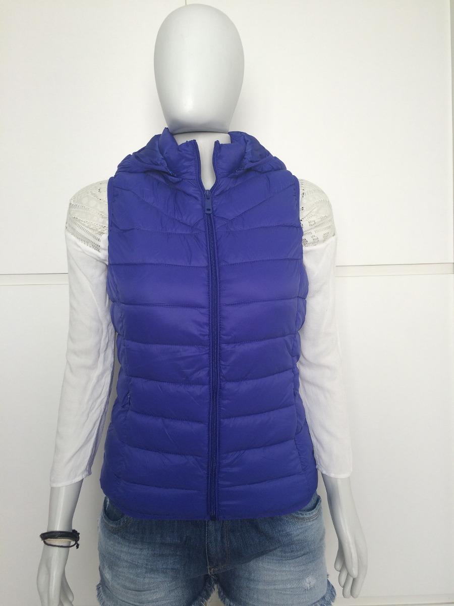 f03d6974c9ca8 kit 2 colete feminino nylon esportivo touca removível. Carregando zoom.