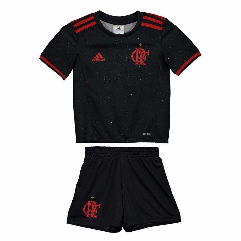 Kit 2 Conjuntos Infantis Flamengo (personalizado) - R  179 7283af3ab1bba