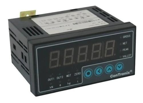 kit 2 controladores de pesagem + 2 células de carga g-50kg