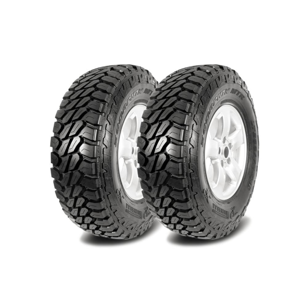 634d412d2 Kit 2 Cubiertas Pirelli Scorpion Mtr 245 70 R17 119q Pirelli ...