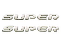 kit 2 emblemas super mini corsa 02/06 chevrolet + brinde