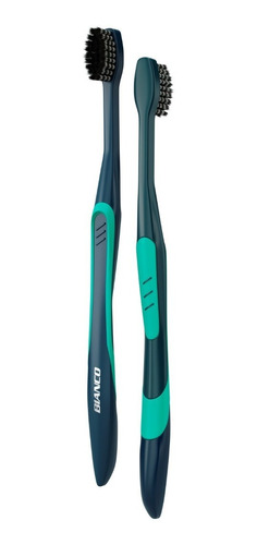 kit 2 escovas de dente delicare - delicada para gengivas