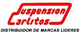 kit 2 espirales delanteros ag golf 3 mexico 1996/1998