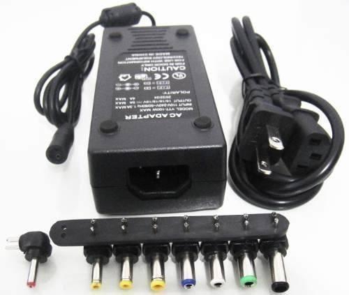 kit 2 fontes notebook tvs 120w voltagem entrada ac 110v 240v