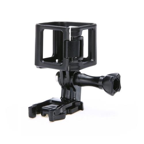 kit - 2 frame gopro hero session 5 4 +  2 suporte adesivo 3m