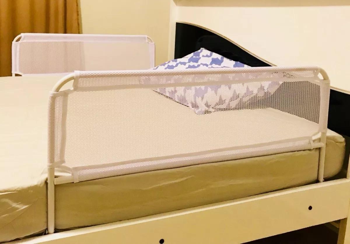 Kit 2 Grade De Cama Infantil Proteção E Segurança - - R  62,00 em Mercado  Livre dc4c53ba8c