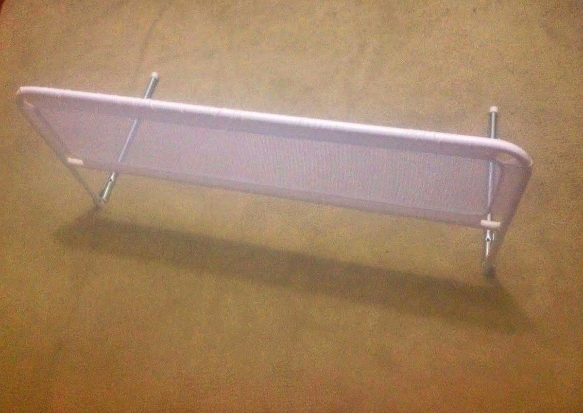 Kit 2 Grades De Proteção segurança Para Cama - R  62,00 em Mercado Livre 120c3c371b