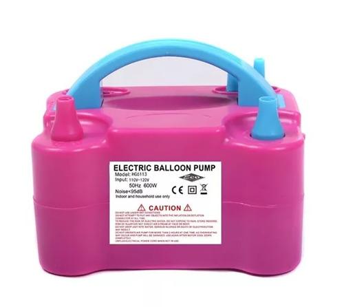 kit 2 infladores p/ encher ballon pump 110v
