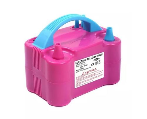 kit 2 infladores p/ encher ballon pump 110v wwsoldas